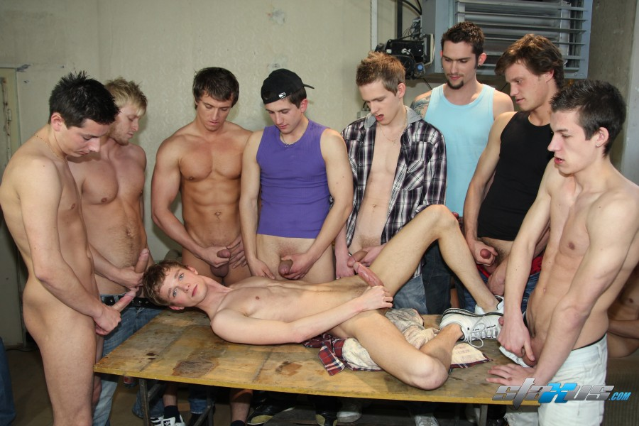 Fuck oily gay twink movie xxx kain lanning