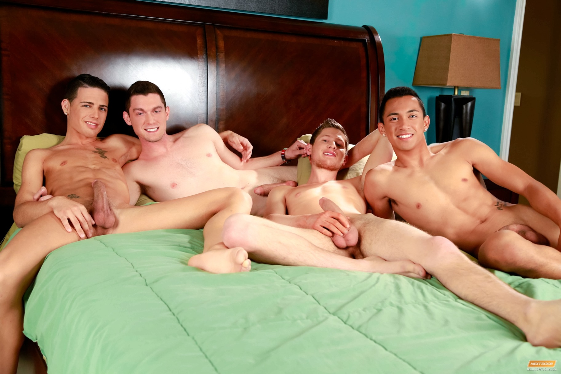 group porn gay